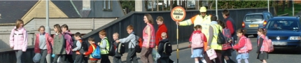 School Crossing Patrol lollipop 2