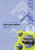 Main Issues Report cover