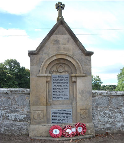Birnie War Memorial